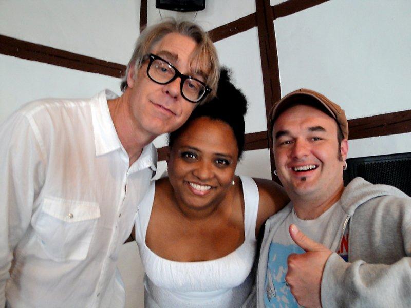 With Bob & Lisa of The Bellrays