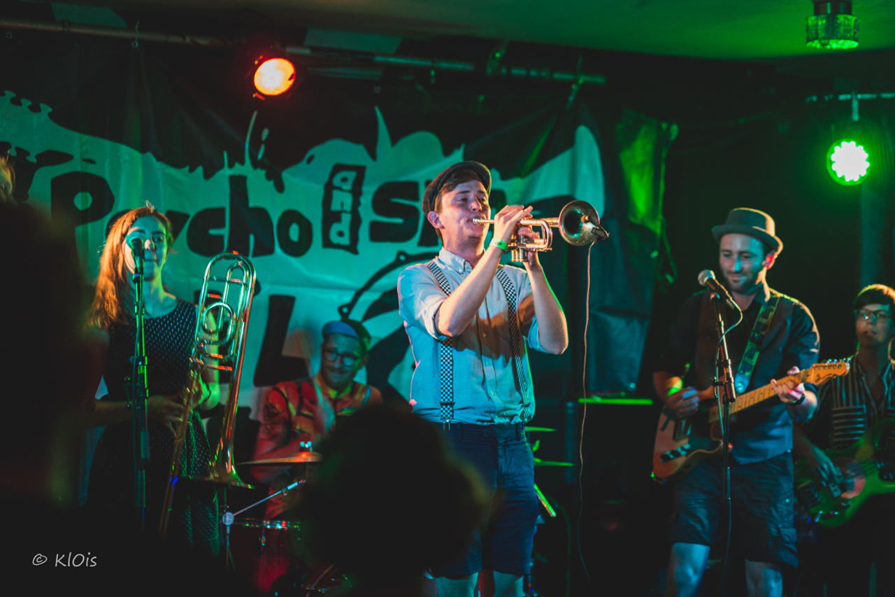 Psycho And Ska Funk´l | 29.6.18 Erfurt